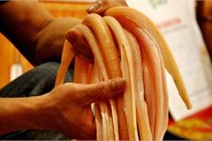 Món cá sống nức tiếng lọt top đặc sản 'hút khách' ở Thanh Hóa
