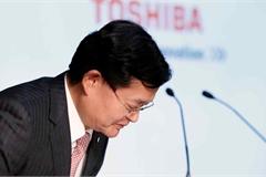 """CEO Toshiba xin từ chức trước thềm """"bán mình"""" với giá 20 tỷ USD"""