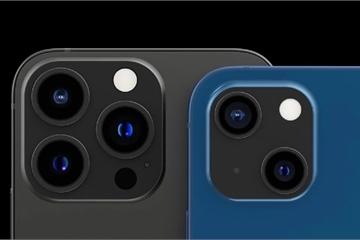 Ảnh bản dựng hoàn chỉnh cho thấy trọn vẹn thiết kế của iPhone 12S