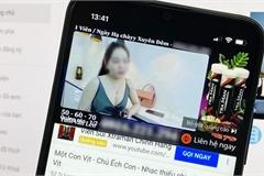 Quảng cáo thuốc kích dục xuất hiện ở video ca nhạc thiếu nhi trên YouTube
