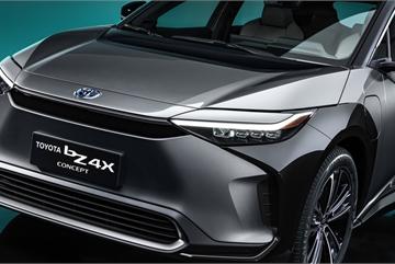 """Đèn kiểu """"mắt hí"""" trở thành trào lưu thiết kế trên các mẫu xe mới"""