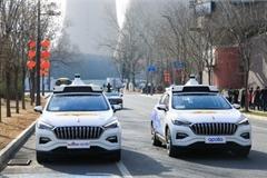 Bắc Kinh triển khai dịch vụ taxi không người lái