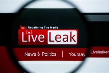 """Trang web chia sẻ video nổi tiếng LiveLeak bất ngờ bị """"khai tử"""""""