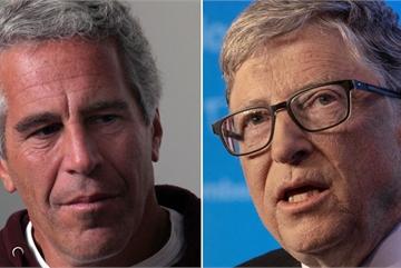 """""""Triệu phú ấu dâm"""" Jeffrey Epstein là người khuyên Bill Gates bỏ vợ"""