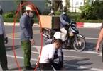 Bộ Công an nói về mức kỷ luật đại úy công an đứng nhìn tài xế taxi bắt cướp