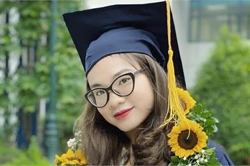 Nữ thủ khoa tốt nghiệp sớm, xinh đẹp không kém hot girl