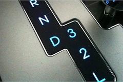 Khi nào sử dụng số D3, 2, L trên hộp số tự động?