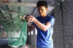 Câu chuyện khởi nghiệp của chàng kỹ sư với 4.000 con cá chình