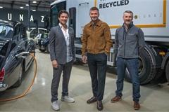 Đón đầu xu hướng, David Beckham rót tiền vào hãng xe điện