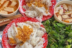'1001 phiên bản' của món bánh cuốn Việt Nam khắp ba miền