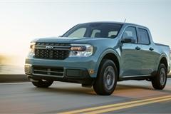 Ford ra mắt mẫu xe bán tải Maverick nhỏ hơn Ranger