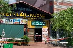 Thành phố Lào Cai dừng mọi hoạt động tôn giáo, vui chơi giải trí, thể thao