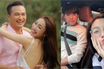 Chuyện tình 'chú - cháu' ồn ào của 3 soái ca showbiz Việt