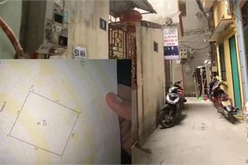 """Nhà """"hộp diêm"""" siêu nhỏ ở Hà Nội phát giá 110 triệu đồng/m2 gây chú ý"""