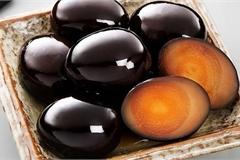 Trứng sắt - món trứng kỳ lạ được sấy và nấu 11 lần