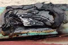 Smartphone mới mua một tuần bất ngờ phát nổ trong túi người dùng