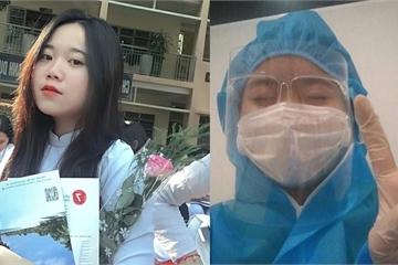 Sĩ tử nhiễm Covid-19 khi thi tốt nghiệp THPT thông báo đỗ 4 trường đại học