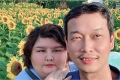 Chuyện tình gây 'sốt' của cặp đôi 'vợ 140kg, chồng 70kg'