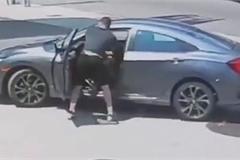 Cái kết đắng dành cho kẻ trộm xe của võ sĩ MMA