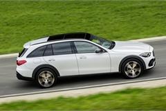 Mercedes-Benz C-Class có thêm phiên bản gầm cao All-Terrain