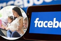 """Đăng ảnh """"nhạy cảm"""" của con cái, cha mẹ có bị Facebook khóa nick?"""