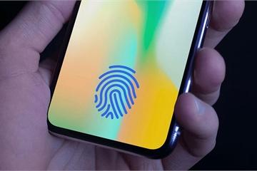 iPhone sắp có Face ID và Touch ID dưới màn hình