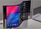 Cận cảnh chiếc smartphone màn hình gập 3 độc đáo của Samsung
