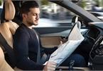 Con người có thể bị cấm lái xe khi công nghệ lái tự động phổ biến