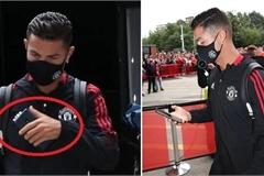 """Thu nhập """"khủng"""", Ronaldo vẫn dùng chiếc smartphone ra mắt từ 4 năm trước"""