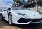 Cận cảnh Lamborghini Huracan của thanh niên 23 tuổi ở Đắk Lắk