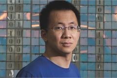 Ông chủ Tik Tok trở thành người giàu nhất lĩnh vực internet Trung Quốc