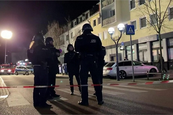 Germany shooting: 'Far-right extremist' carried out shisha bars attacks