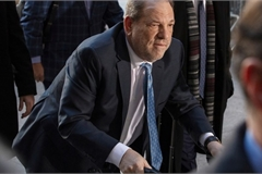 Harvey Weinstein jailed for 23 years in rape trial