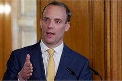 Coronavirus: Raab 'confident' UK prime minister will recover from illness