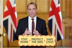 Coronavirus: UK death toll passes Italy to be highest in Europe
