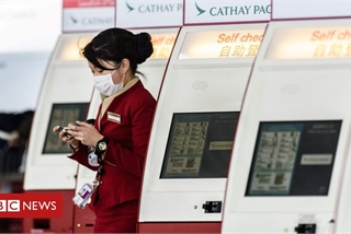 Coronavirus: Cathay Pacific asks staff to take unpaid leave