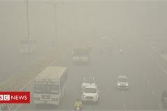 Delhi air quality: Severe pollution drives car rationing