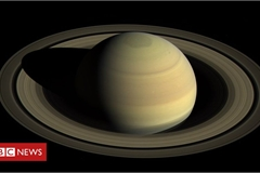 Saturn overtakes Jupiter as planet with most moons
