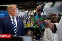 Coronavirus: Six of President Trump's claims fact-checked