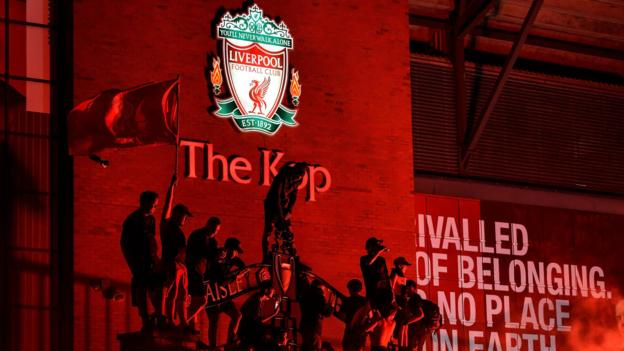 Liverpool win Premier League: Reds' 30-year wait for top-flight title ends