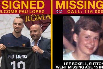 AS Roma: Why did Italian club decide to announce signings alongside missing children?
