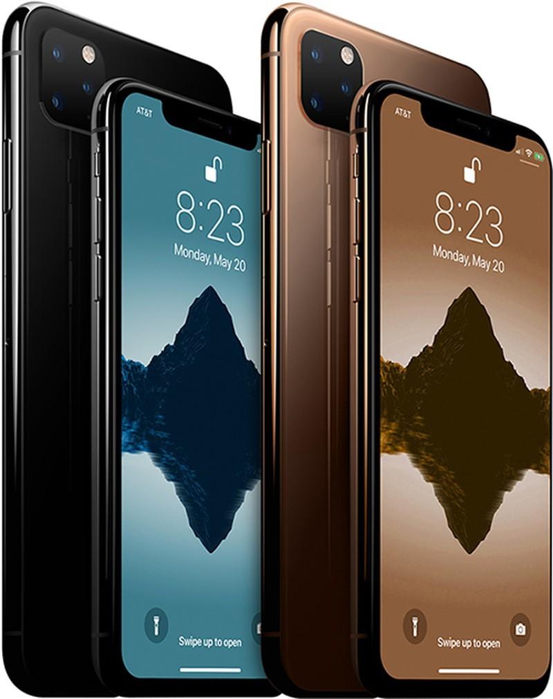 iPhone 12 sẽ dùng USB-C, có cảm biến vân tay dưới màn hình?