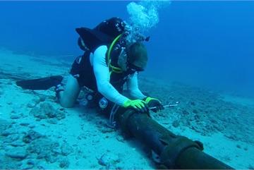 Bắt đầu sửa cáp quang biển APG từ ngày 29/6
