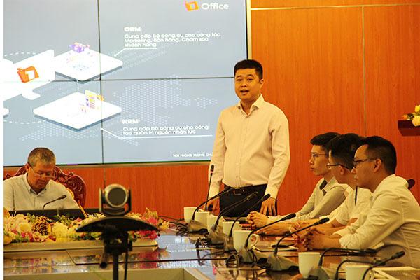 """Ra mắt nền tảng quản trị """"Make in Vietnam"""" giúp doanh nghiệp chuyển đổi số"""