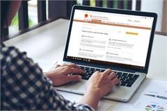 Công bố 6 dịch vụ công mới trên Cổng dịch vụ công quốc gia