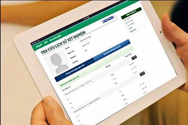 Phần mềm hồ sơ sức khỏe đã được triển khai tại 8 tỉnh