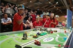 Phát động cuộc thi robotics cho học sinh