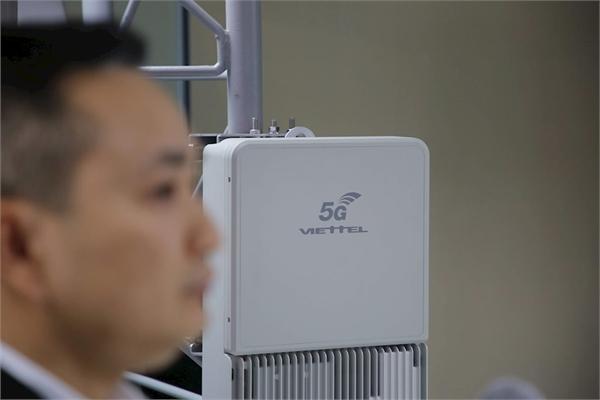 Thiết bị 5G của Viettel sẽ đạt tốc độ đến 1 Gbps