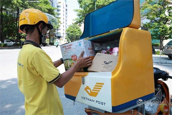 Shipper tự do tắt app, doanh nghiệp bưu chính cam kết bảo vệ chuỗi cung ứng tại vùng dịch