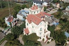 Biệt thự 'to nhất Thái Nguyên' của cựu TGĐ TISCO dính vòng lao lý